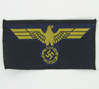 Navy M43 Overseas Cap Eagle