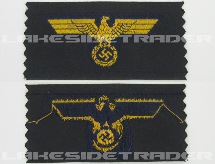 Navy M43 Overseas Cap Eagle