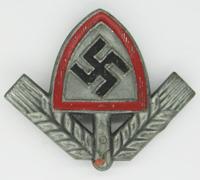 RAD EM/NCO Cap Badge by C