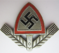 RAD EM/NCO Cap Badge by FW 1937