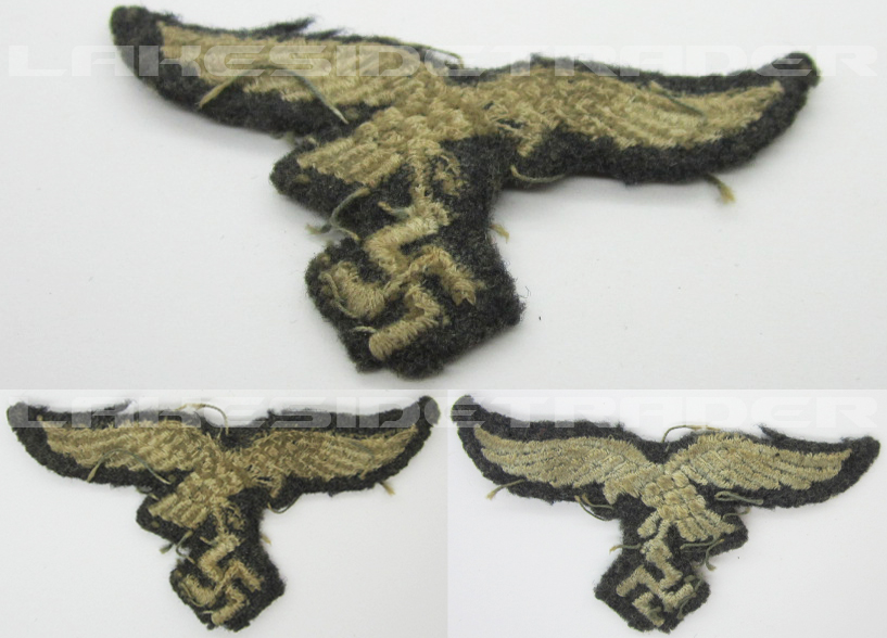 Luftwaffe EM/NCO M43 Overseas Cap Badge