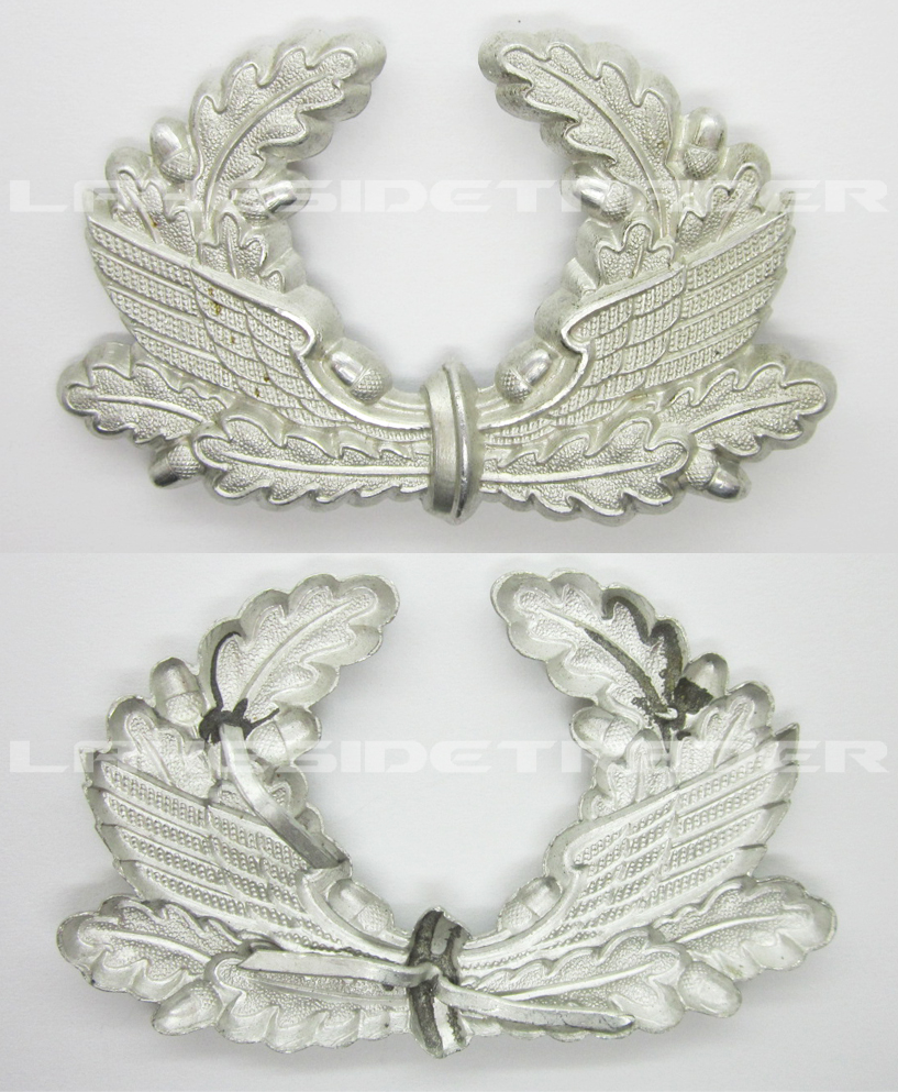 Railway Protection Police Visor Cap Badge Wreath