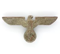 NSDAP Political Visor Cap Eagle by RZM M1/47