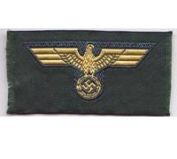 Coastal artillery EM Overseas Cap Eagle