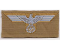 Tropical Army EM/NCO Cap Eagle