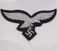 Luftwaffe Herman Goring/ Mechanics EM/NCO Cap Eagle