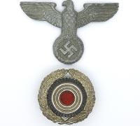 Postal Cap Insignia