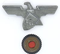 Factory Protection Cap Insignia