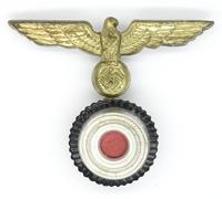 Navy EM/NCO Cap Eagle and Cockade