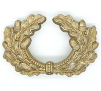 Army Generals Visor Cap Wreath by Assmann 1938