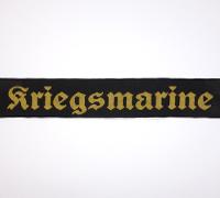 Navy Kriegsmarine Cap Talley