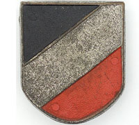 Pith Helmet Tri-Color Shield