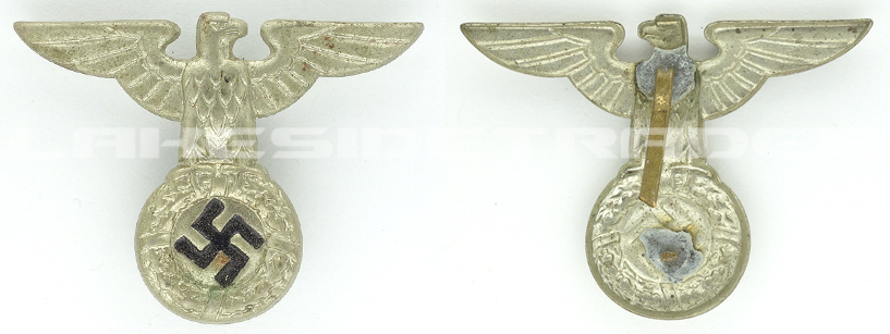 Early 1927 Pattern NSDAP Cap Eagle