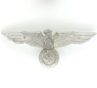 Railway Protection Police EM/NCO Visor eagle