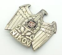 NSKOV Visor Cap Eagle