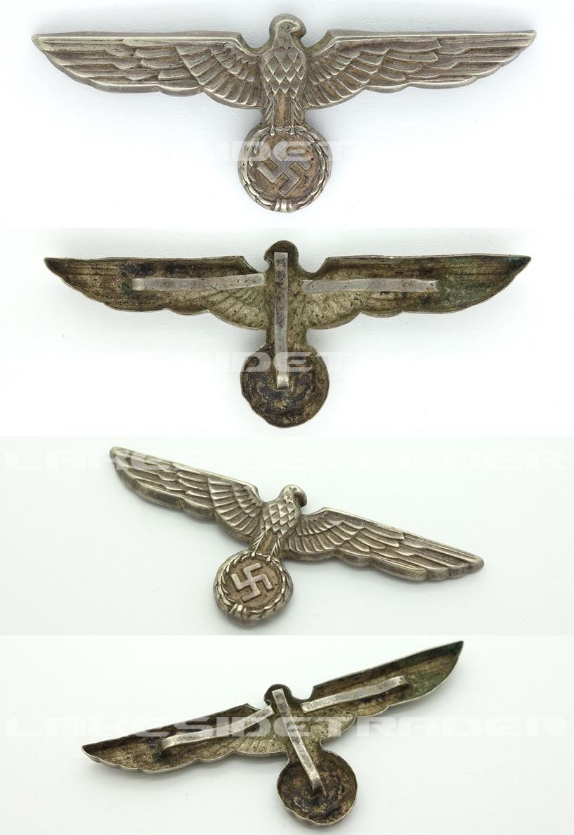 Army EM/NCO Visor Cap Eagle