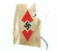 Hitler Youth Overseas Cap Insignia