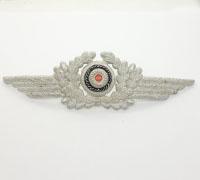 Luftwaffe EM/NCO Visor Wreath and Cockade