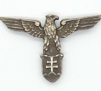 Slovakian Cap Badge