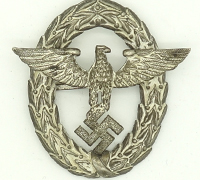 Minty - 1st Pattern Police Cap Badge
