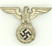 Early 1927 Pattern NSDAP Cap Eagle by RZM 23