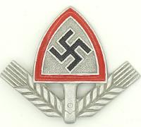 RAD EM Cap Badge
