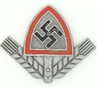 RAD EM Cap Badge by  Assmann