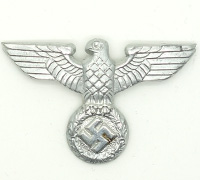 Postal Protection Police Visor Cap Eagle
