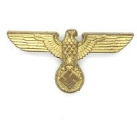 NSDAP Political Leaders Visor Cap Eagle by RZM M1/72