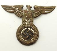 Early 1927 Pattern NSDAP Cap Eagle