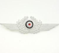 Luftwaffe EM/NCO Visor Wreath and Cockade
