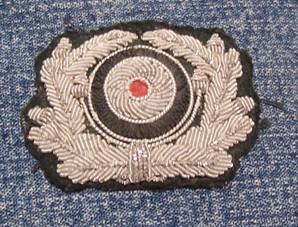Rechswehr Cockade Cap Insignia