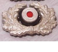 Army Visor Cockade and Wreath