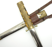 Chinese Army dagger