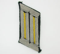 Army Signals Officer Collar Tab