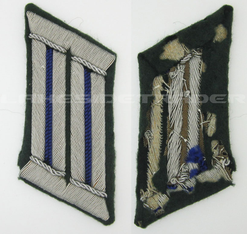 Army Medical Officer Collar Tab