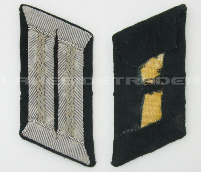 Army Propaganda Officer Collar Tab