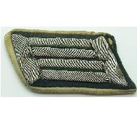 Army Official's Collar tab for reserve unit