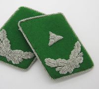 Luftwaffe Administrative Officials Collar Tabs