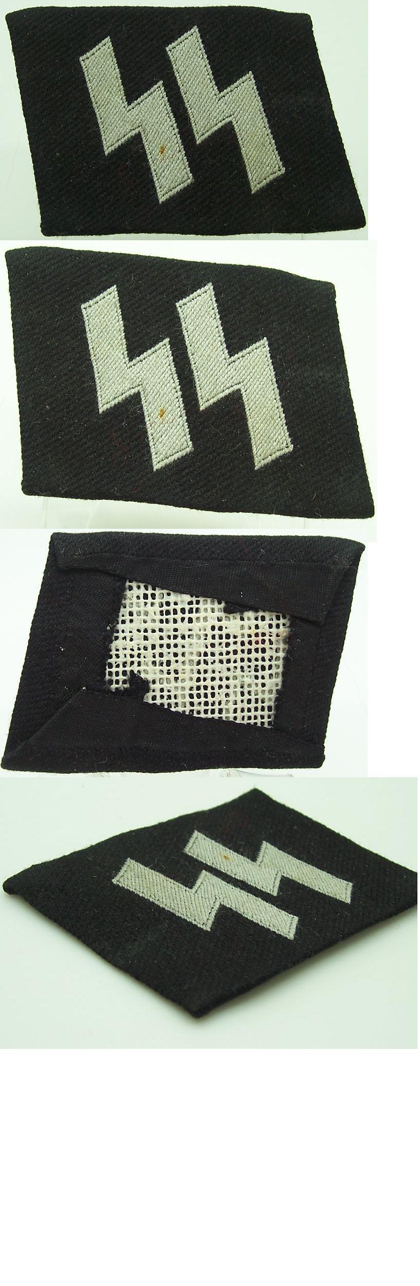 SS Collar Tab