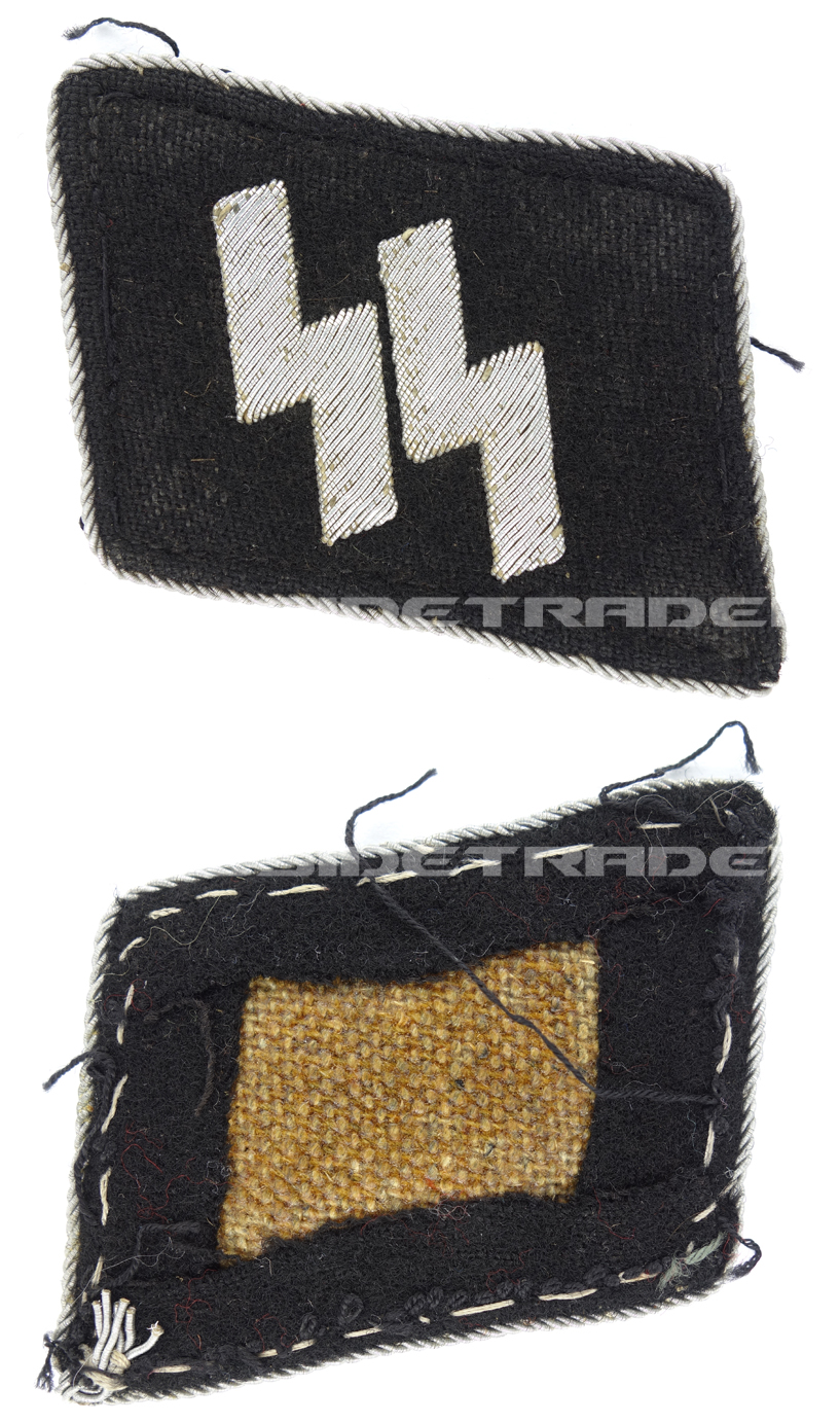 SS Officers Collar Tab