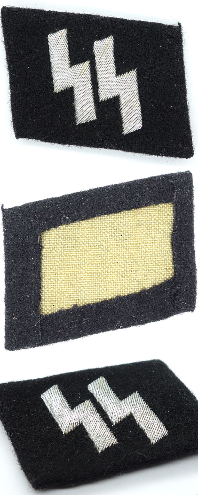 Minty SS Officers Collar Tab