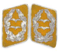 Luftwaffe Oberstleutnant Flight Personnel Collar Tabs