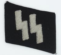 SS EM Collar Tab
