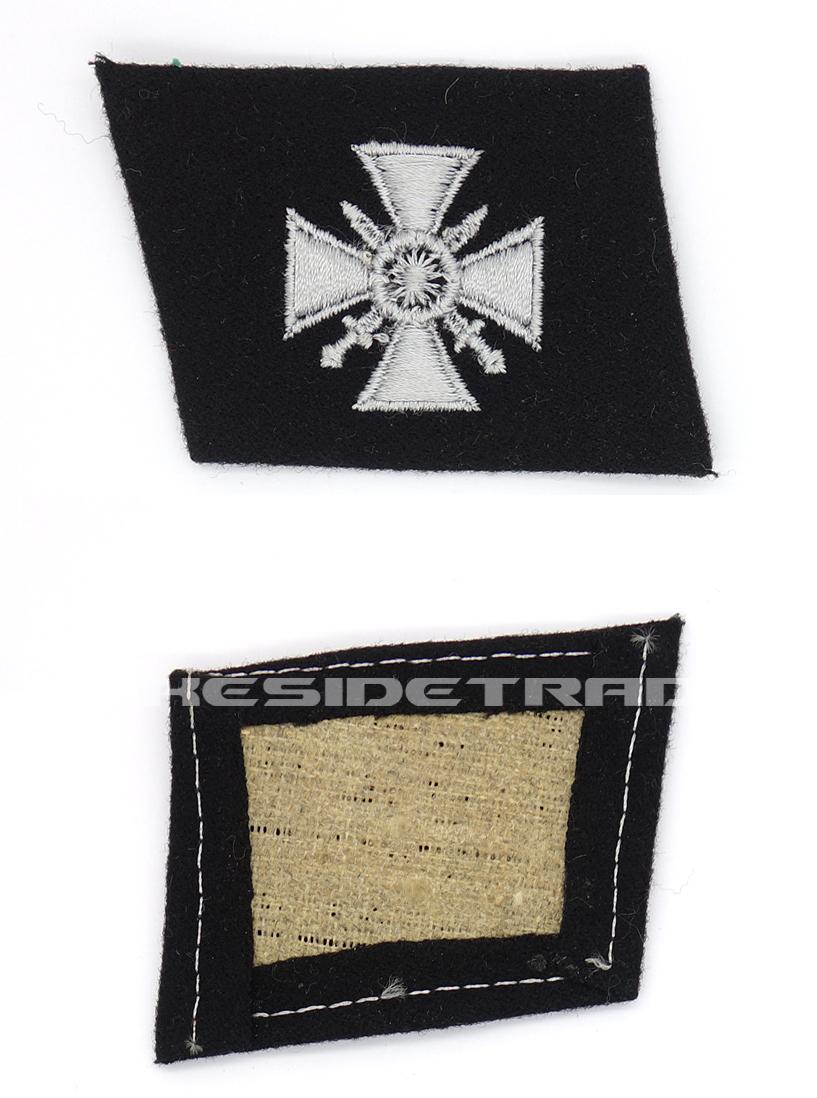 Waffen SS Russiche Collar Tab