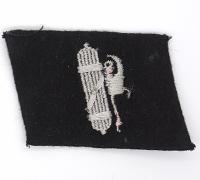 Waffen SS Italian Collar Tab