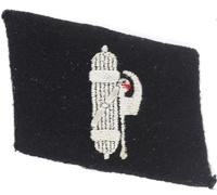 SS Italian Grenadier Division Collar Tab