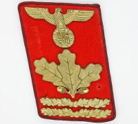 NSDAP Collar tab for Haupidensleiter