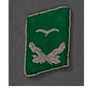 Luftwaffe Field Division Leutnant Tab