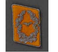 Luftwaffe Flight Major Tab
